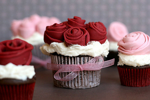 Beautiful birthday cupcakes designs ideas 2014